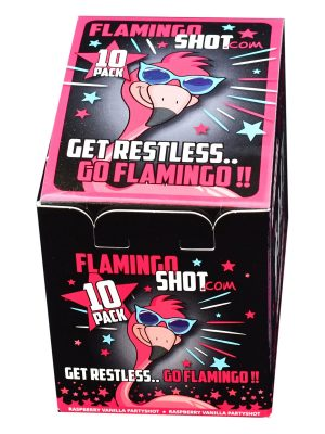 10-Pack Flamingoshot