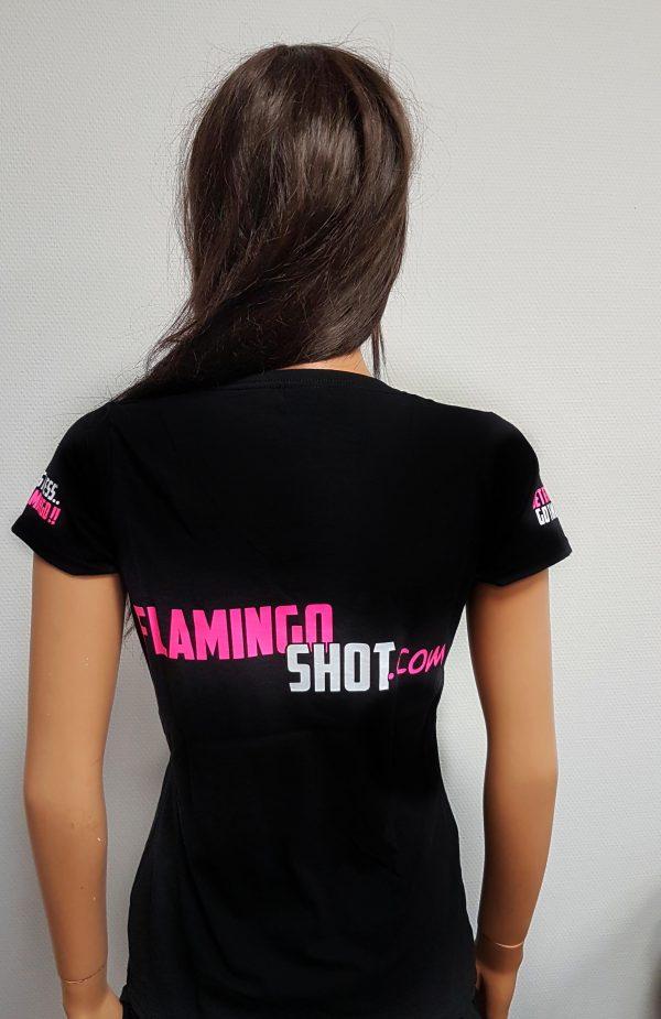 Dames Flamingo shirt